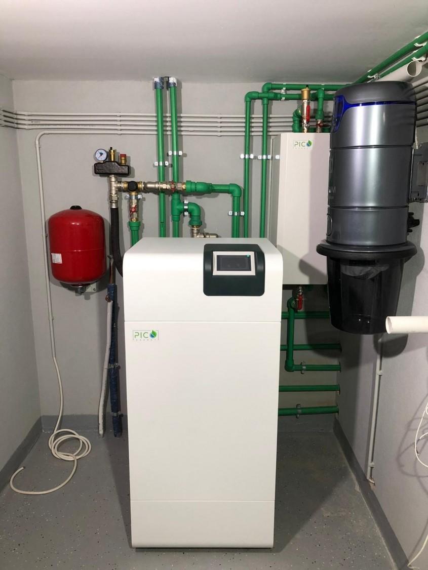 Avantajele utilizării unei pompe de căldură