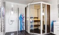 Gustul luxului la SAUNE (2) O sauna Tylö este o investitie - in bunastarea dvs in