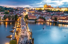 O călătorie arhitecturală prin Praga, orașul celor 100 de clopotnițe - partea I