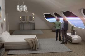 Gravitație artificială și priveliști celeste: Cum ar putea arăta primul hotel din spațiu