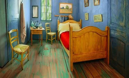 Cum ar fi sa locuiesti intr-o pictura?