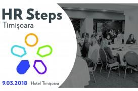 HR Steps Timișoara: Parcursul departamentului de HR în dezvoltarea regională, între