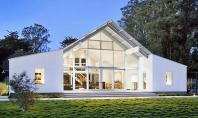 Gandita ca ferma o casa din California impresioneaza prin designul contemporan Echipa Turnbill Griffin Haesloop Architects