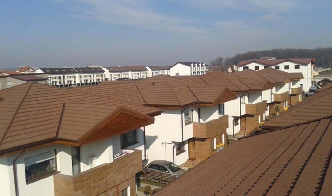 Lucrări complexe clădiri noi - Ansambluri rezidentiale