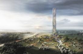 Cea mai înaltă clădire din vestul Europei este construită în cel mai neașteptat loc