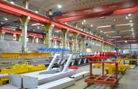 Macarale uriașe pentru sarcini de 150 și 360 tone, o premieră în industria brașoveană