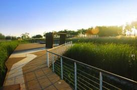 Pavilioanele si structurile arhitecturale - elemente ce completeaza amenajarile peisagistice contemporane