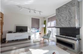 Accente decorative cu ardezia flexibilă SKIN
