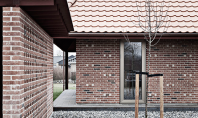 Caramida cu caramida se construieste o casa pentru cinci generatii Casa de caramida face parte dintr-un
