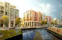 Plan de revitalizare a zonei Fountainbridge din Edinburgh