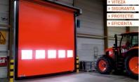 De ce ușa rapidă DYNACO M2 POWER este cel mai apreciat produs din gama Günther Tore?