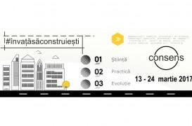 Ultimele noutati din domeniul constructiilor, la evenimentul CONSENS