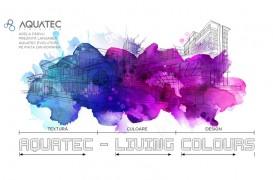 Esti arhitect sau designer? Experimenteaza pe 29 martie o noua vibratie alaturi de Aquatec Living Colours!