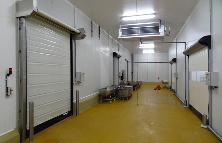 Solutii pentru industria alimentara de la Gunther Tore