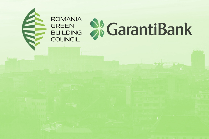 Garanti Bank se alătură membrilor Romania Green Building Council