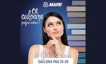 Descoperiti culorile preferate alaturi de Mapei, la Cersaie 2016!