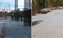 Hidroizolare fundație fără membrană direct în masa betonului