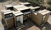 Locuinta SIPm3 o casa din panouri prefabricate dar cu spatialitate generoasa Cladirea avand 155mp a fost