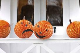 Decoraţiuni de Halloween - se fac atât de uşor că.. ne sperie!