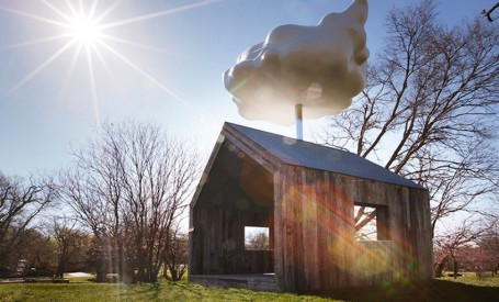 Casa Nor face sa ploua la comanda printr-un sistem creativ de recoltare a apei