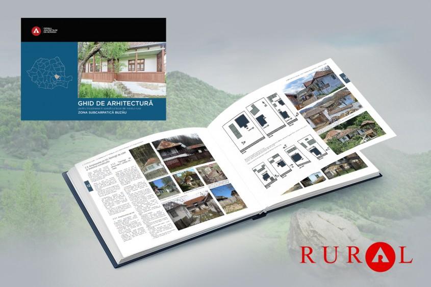 Zona Subcarpatică Buzău. Ghid de arhitectură pentru încadrarea în specificul local din mediul rural
