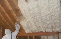 Izolare termică și fonică cu spumă poliuretanică
