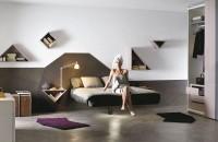 Tu ai dormi pe un pat care parcă plutește în aer?