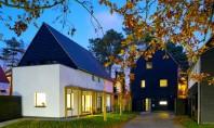 Complex de case pasive la un preț accesibil Firma de arhitectura Hamson Barron Smith a realizat