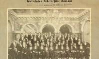 """Simpozionul """"125 de ani de la infiintarea Societatii Arhitectilor Romani"""" Organizat de Uniunea Arhitectilor din Romania"""