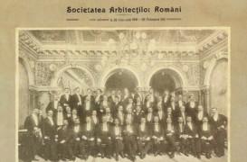 """Simpozionul """"125 de ani de la infiintarea Societatii Arhitectilor Romani"""""""