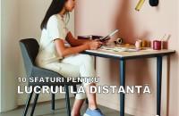 10 Sfaturi pentru lucrul la distanță