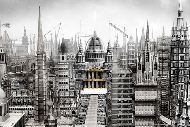 Știați că...? - despre clădiri și arhitecți celebri