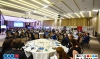 """""""CEO Conference - Shaping the future"""" a confirmat ca este evenimentul de referinta pentru elitele mediului"""