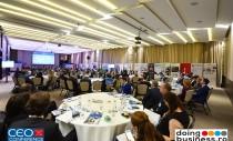 """""""CEO Conference - Shaping the future"""" a confirmat ca este evenimentul de referinta pentru elitele mediului de afaceri romanesc"""