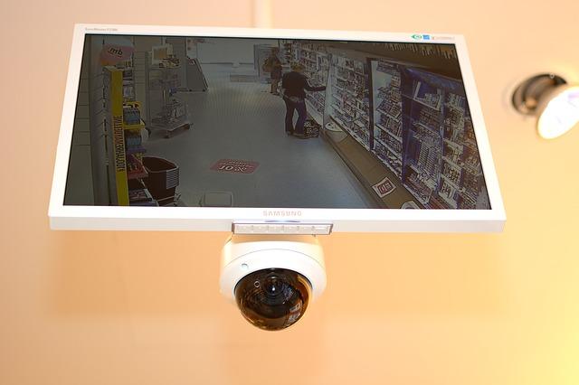Imagine camera de supraveghere