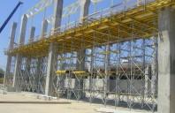 Doka Staxo 40: Sistemul usor de esafodaj pentru constructii