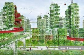 Orasul Padure - propunerea arhitectului Stefano Boeri pentru mai putina poluare