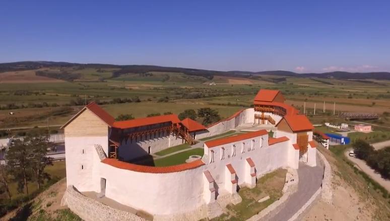 Cetatea Feldioara2