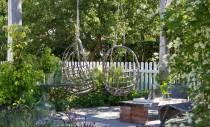Idei pentru improspatarea aspectului gradinii din spatele casei