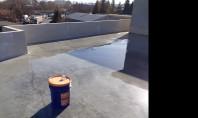 Penetron hidroizolează acoperișul-terasă din beton al ansamblului Goldiș Residence Brașov Pentru hidroizolarea acoperișului din beton de