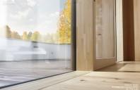 Ce trebuie să știm când alegem uși glisante din lemn?