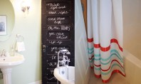 Decor practic pentru baie usor de realizat acasa Sugestiile noastre va vor arata cateva accente decorative