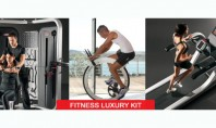 Fitness Luxury Kit - Design Fitness Style! Fitness Luxury Kit - Conceput pentru clientii exigenti constienti