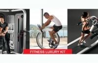 Fitness Luxury Kit - Design, Fitness, Style!