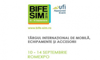 """Industria de mobila din Romania se pregateste de BIFE-SIM """"Spectacolul de forme si idei"""" este deschis"""