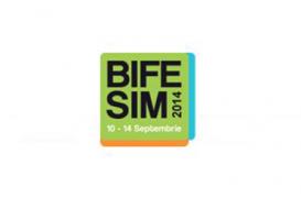 BIFE-SIM - Spectacolul de forme si idei din 2014!