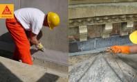 Sisteme SIKA pentru repararea si consolidarea structurala a cladirilor Reabilitarea si consolidarea cladirilor vechi reprezinta o