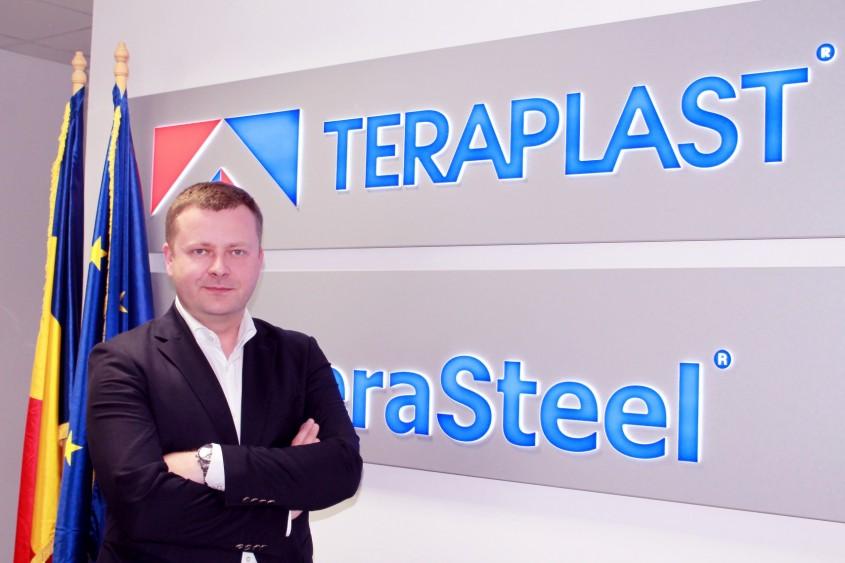 Alexandru Stânean revine în poziția de Director General al TeraPlast