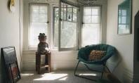 Amenajarea unui apartament pornind de la mobilierul refolosit Dani si Will locuiesc la etajul al treilea
