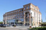 Penetron menține suprafețele uscate în Astrahan, Rusia